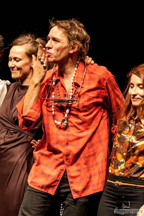 Ernst Molden und das Frauenorchester